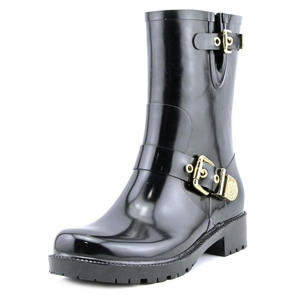 Vince Camuto Hinch Round Toe Synthetic Rain Boot