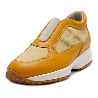 Hogan Interactive Elastico Leather Fashion Sneakers