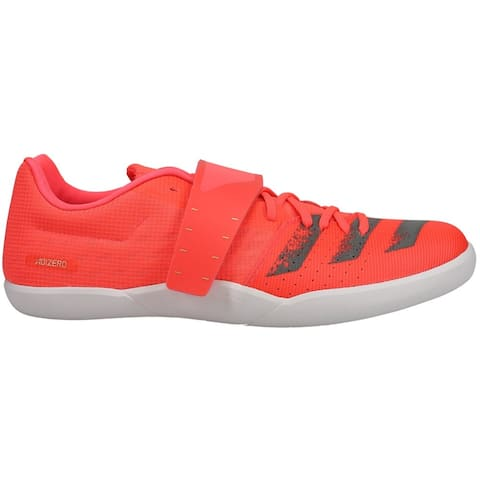adidas Adizero DiscusHammer Mens Running Sneakers Shoes - Pink