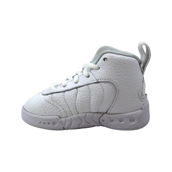 jordan jumpman pro white pure platinum