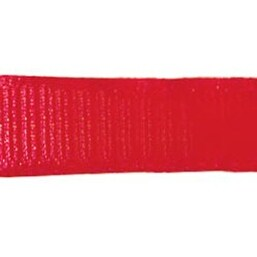 "Red - Grosgrain Ribbon 5/8""X20yd"