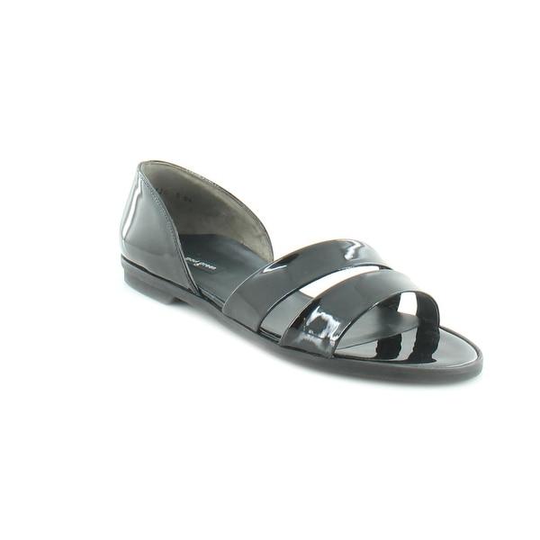 Paul Green Wynn Women's Sandals & Flip Flops Black Patent