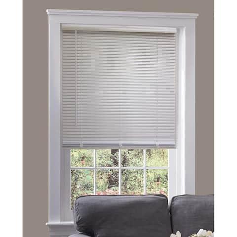 Aluminum Cordless Room Darkening Blinds