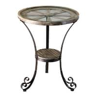 Cyan Design 4267 Carson Designer Table - Rustic