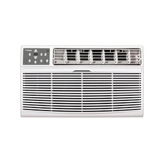 Koldfront WTC8002WCO 8000 BTU 115 Volt Through-the-Wall Air Conditioner with Advanced Filtration and Remote
