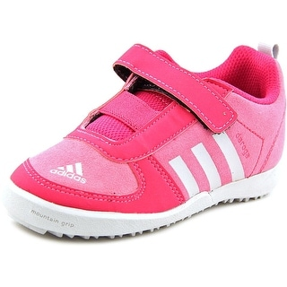 Adidas Daroga Toddler Round Toe Synthetic Sneakers