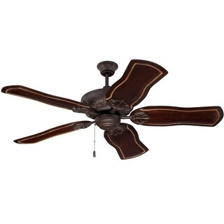 "Craftmade Cordova Cordova 44"" - 56"" 5 Blade Ceiling Fan - Requires Blade Selection"