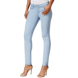 Big Star NEW Light Blue Women's Size 30X27 Slim Skinny Stretch Jeans