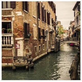 """Venice"" Poster Print"