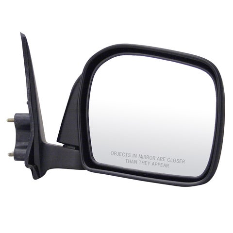 Pilot Automotive TYC 5290031 Black Passenger/ Driver Side Power Non-Heated Replacement Mirror for Toyota Tacoma