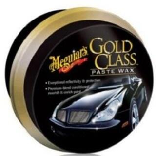 Meguiar's G-7014J Gold Class Car Wax Paste, 11 Oz