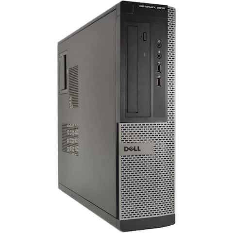 Dell 3010 Desktop Core i5-3470 3.2GHz 8GB 500GB Win 10 Pro Refurbished