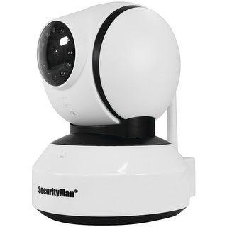 Securityman 720p Hd Wi-fi Pan And Tilt Camera