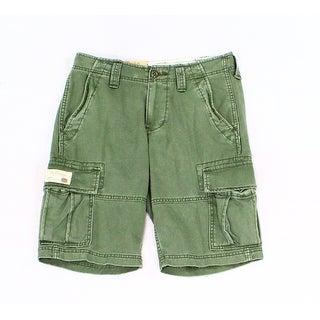 Denim & Supply by RALPH LAUREN NEW Green Mens Size 28 Cargo Shorts