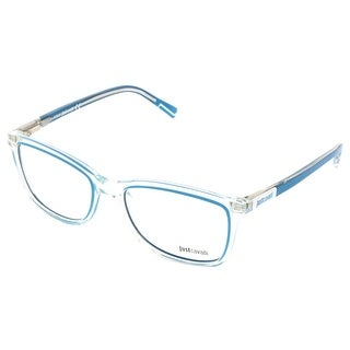 Just Cavalli JC0530/V 026 Clear/Green-Blue Wayfarer Optical Frames
