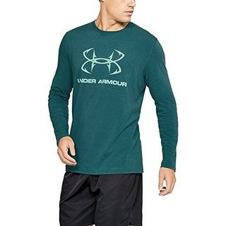 Under Armour Mens Fish Hook Sport Style Long Sleeve Tee