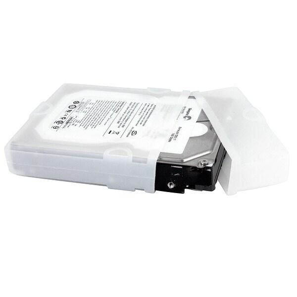 Startech - Hddslev35 3.5In Shock Absorbing Siliconnhard Drive Jacket Cover