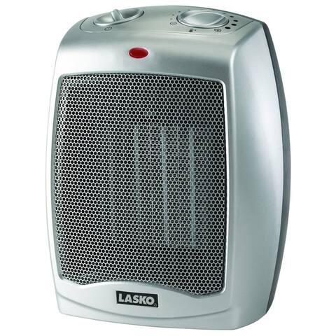 Lasko products 754200 ceramic heater w thermostat