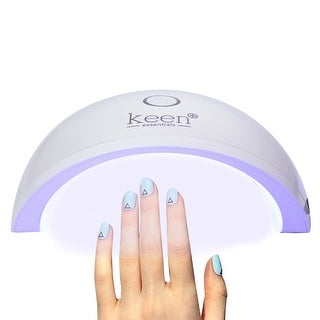 Link to DEMI 10W LED Nail Dryer Lamp WHITE - N/A Similar Items in Nail Care