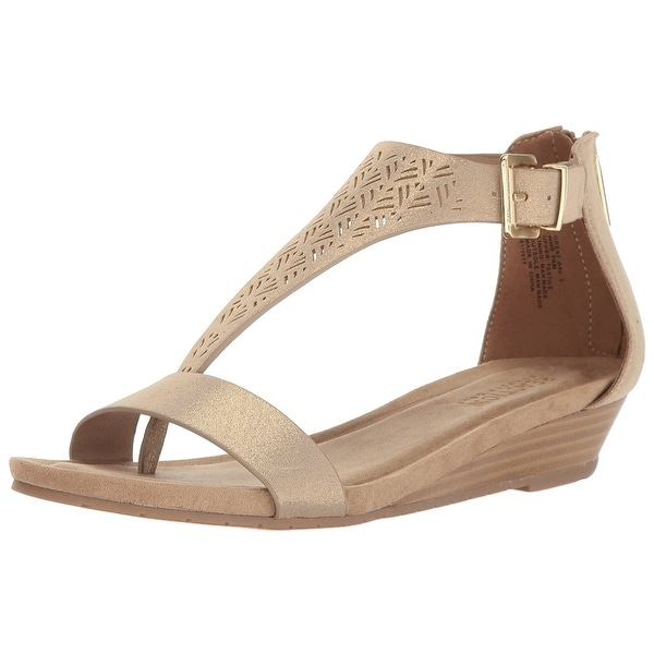 9610422af93 Kenneth Cole Reaction Womens Great Gal 3 Open Toe Casual Slingback Sandals