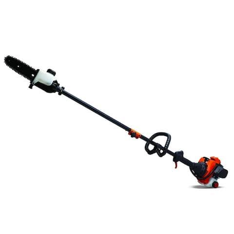 Remington RM2599 Maverick Straight Shaft Gas Pole Chain Saw w/ 2-Cycle Engine