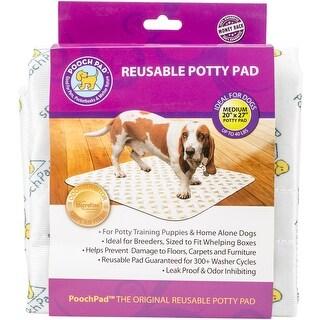 PoochPad 20-Inch by 27-Inch Pet Training Pad, Medium