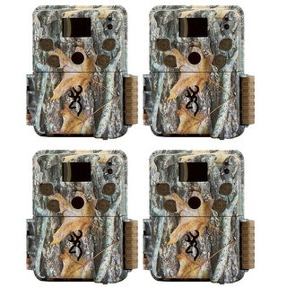 (4) Browning Strike Force PRO Trail Game Camera (18MP)