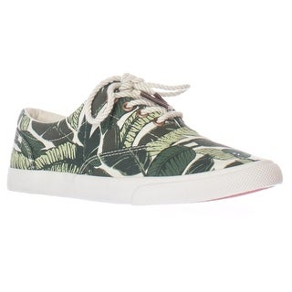 bucketfeet Savusavu Rope Lace Fashion Sneakers - Green