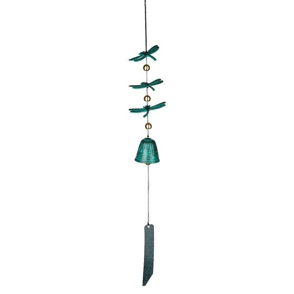Dragonflies Serenity Wind-Bell Wind Chime