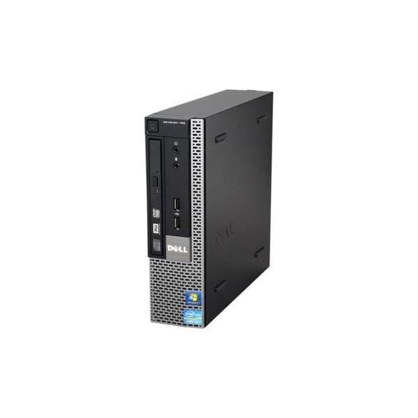 Shop Dell Optiplex 790 USFF Standard Refurb PC - Intel i3