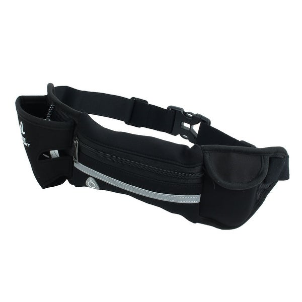 FreeKnight Authorized Outdoor Bicycle Riding Pouch Pocket Sports Waist Bag Black