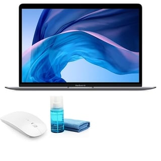 Link to Apple MacBook Air 13 Inch Early 2020, Space Gray with Mouse Similar Items in Laptops & Accessories