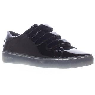 MICHAEL Michael Kors Craig Triple Strap Sneakers - Black