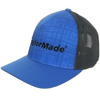 TaylorMade Adidas ClimaCool Flexfit Tech 110 Snapback Mesh Hat