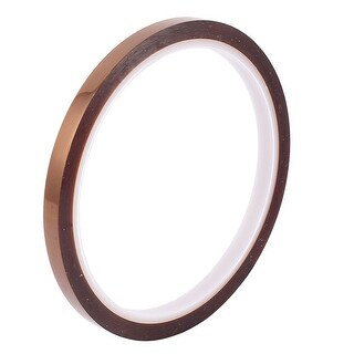 6mm Width 93mm Diameter High Temperature Resistant Tape