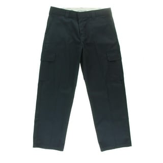 Dickies Mens Cargo Pants Twill Relaxed