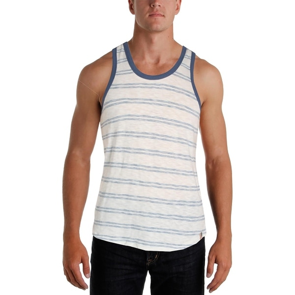 ef545f8080432d Shop Denim   Supply Ralph Lauren Mens Tank Top Striped Casual - Free  Shipping On Orders Over  45 - - 22679094