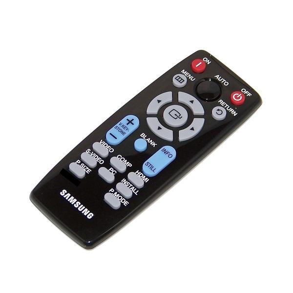 OEM Samsung Remote Originally Shipped With: SPD300B, SP-D300B, SPD300S, SP-D300S, SPD400SFXEN, SP-D400SFXEN