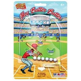 Hey Batter Batter - Finger Flickin' Game