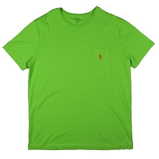 Polo Ralph Lauren Mens T-Shirt Cotton Solid