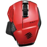 Mad Catz Office R.A.T. M MCB437170013/04/1 Red Bluetooth Wireless Optical Mobile Mouse