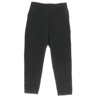 Theory Womens Padra Pants Crepe Pleated - 4
