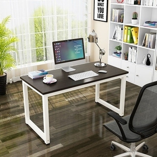 Link to Porch & Den Catalina Wooden Office Furniture Computer Desk Similar Items in Home Office Furniture
