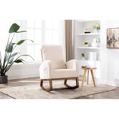Comfortable Rocking Chair Living Room Chair