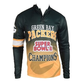 NFL Football Super Bowl Champions Commemerative Poly Hoody Tee - Pick Team