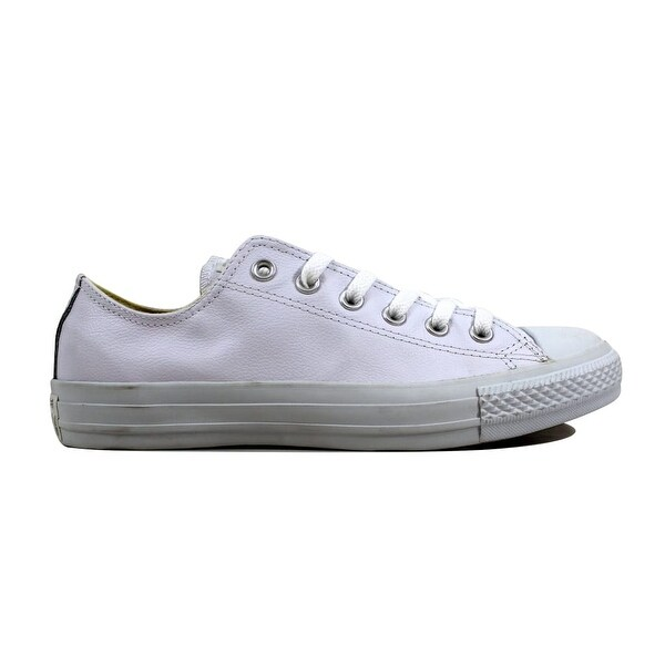 1ac1b0a78fc7be Shop Converse Men s Chuck Taylor All Star Lea Ox White Open 1T866 ...