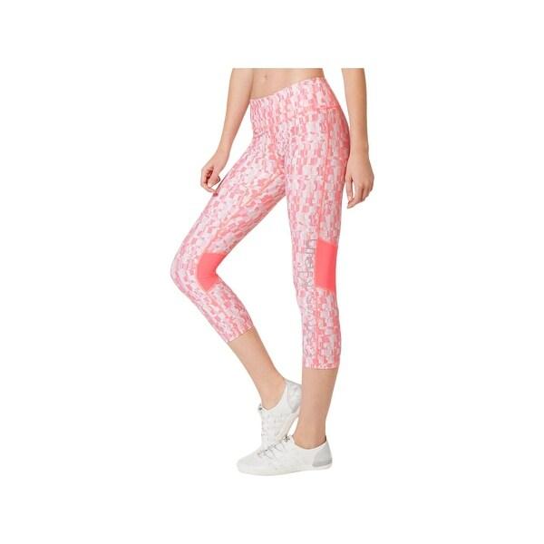 a21d3a9312496 Shop Calvin Klein Performance Womens Athletic Leggings Printed ...