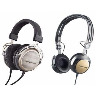 Beyerdynamic T1 2nd Generation Audiophile Stereo Headphones Bundle