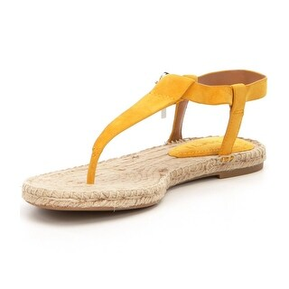 Coach Womens Breeze Split Toe Casual Espadrille Sandals