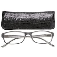 Women's Sparkle Fashion Reading Glasses with Matching Case